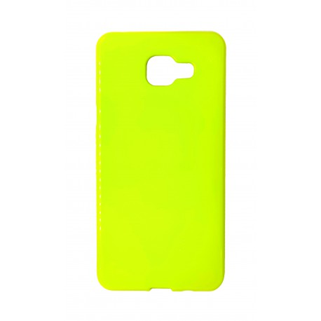 Etui Jelly Case Flash do Samsung Galaxy A5 2016 Lime