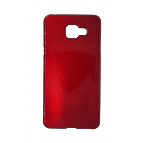 Etui Jelly Case Flash do Samsung Galaxy A5 2016 Red