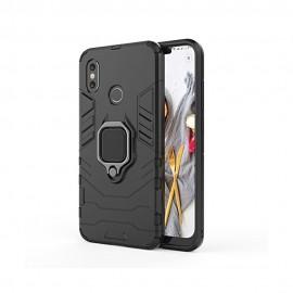 Etui Ring Armor do iPhone 13 Pro Max Black