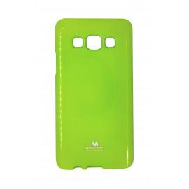 Etui Mercury do Samsung Galaxy A3 A300 Jelly Case Lime