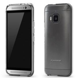 PureGear Slim Shell HTC One M8 Clear