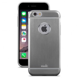 Moshi iGlaze Aluminum Armour iPhone 6 Plus Grey