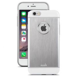 Moshi iGlaze Aluminum Armour iPhone 6 Plus Silver