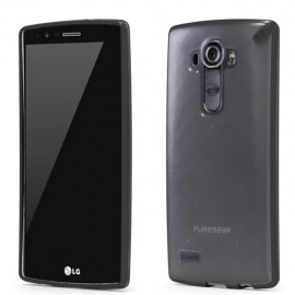 PureGear Slim Shell LG G4 Clear/Black