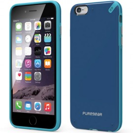PureGear Slim Shell iPhone 6 Plus Pacific Blue