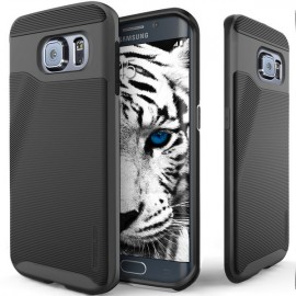 Etui Caseology Wavelenght Samsung Galaxy S6 Edge Black