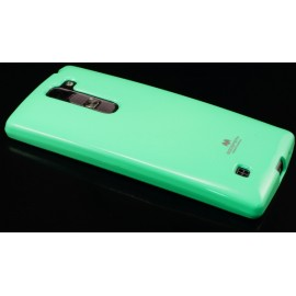 Etui Mercury Jelly Case LG G4c Mint