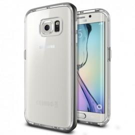 Etui Spigen Neo Hybrid Crystal Samsung Galaxy S6 Edge Gun Metal