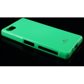 Etui Mercury Jelly Case Sony Xperia Z5 Compact Mint