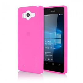 Etui Incipio NGP Microsoft Lumia 950 Pink