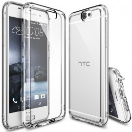 Etui Rearth Ringke Fusion HTC One A9 Clear View