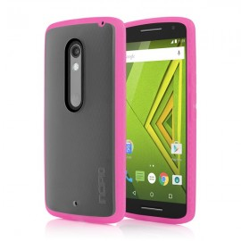 Etui Incipio Octane Motorola Moto X Play Frost/Pink
