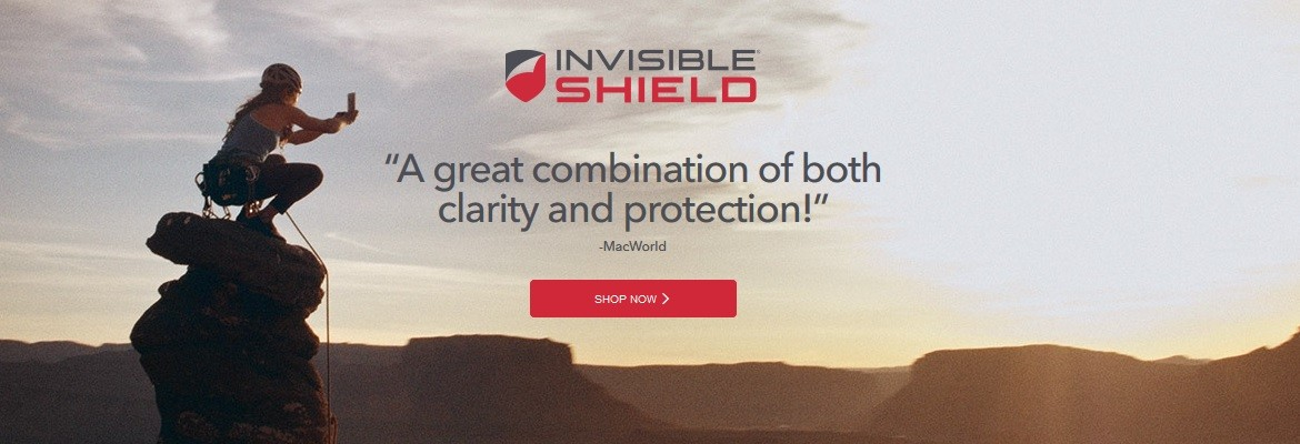 Zagg Invisible Shield